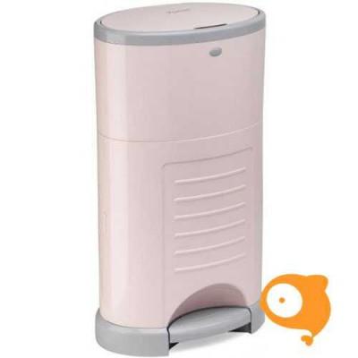 Korbell - Luieremmer pink 16l