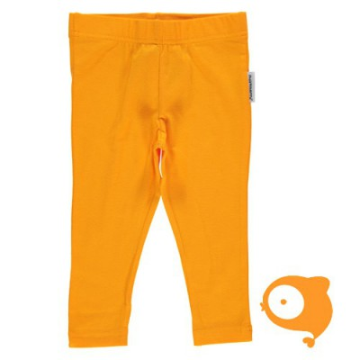Maxomorra - Leggings cropped orange