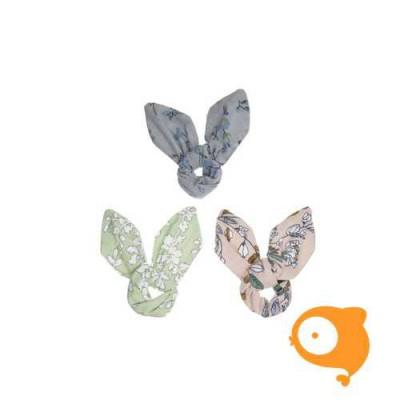 Mimi & Lula - Bunny ears hair wraps set van 3 stuks