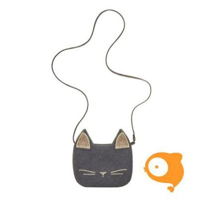 Mimi & Lula - Cute cat face cross body bag