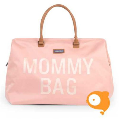 Childhome - Luiertas 'mommy bag' roze