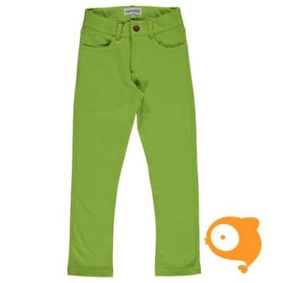 Maxomorra - Softpants bright green