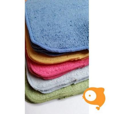 Cheeky Wipes - Badstof doekjes set 25 stuks regenboogkleuren