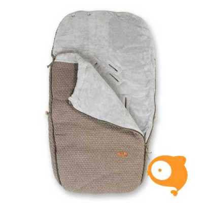Baby's Only - Buggyzak robust taupe