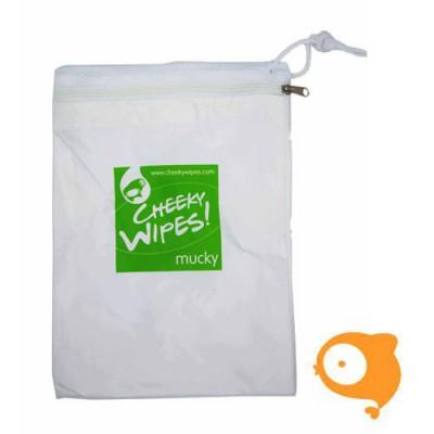 Cheecky Wipes - Zakje voor vuile doekjes