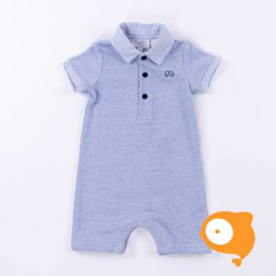 Natini - Bodysuit light blue
