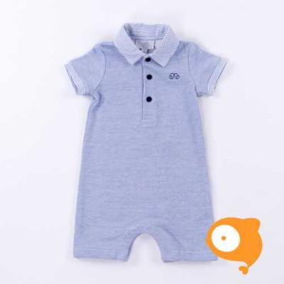 Natini - Bodysuit light blue