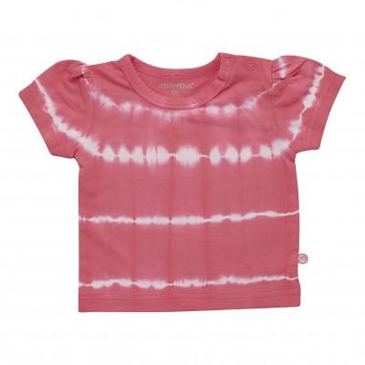 Minymo - T-shirt Tie Dye Girl