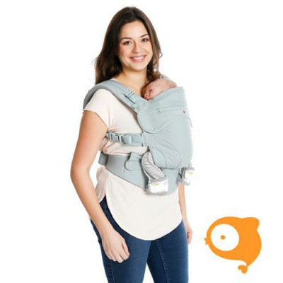 Babylonia - Draagzak flexia soft grey