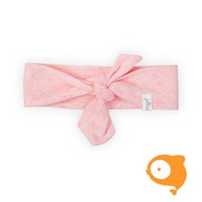 Jollein - Haarband speckled pink