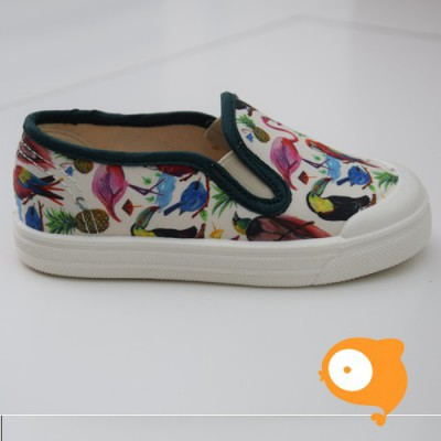 Pépé Children Shoes - Tessuto Tropical