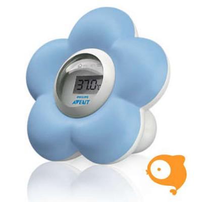 Avent - Digitale Badthermometer Bloem Blauw