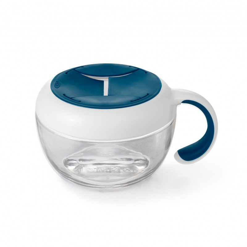 OXO tot - Flippy snackdoosje - navy