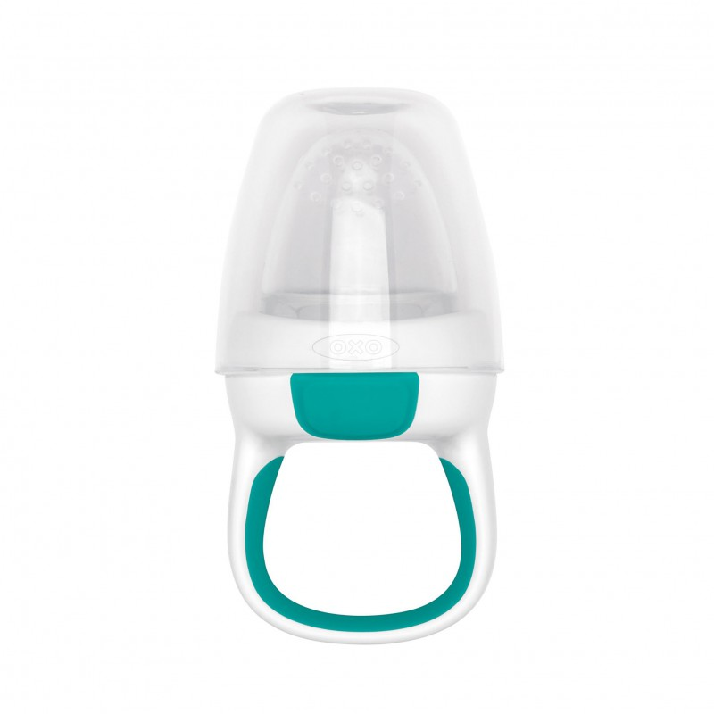 OXO tot - teething feeder - teal