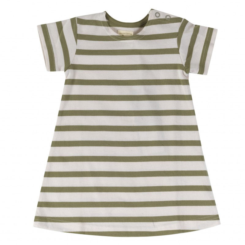 pigeon - Breton dress olive