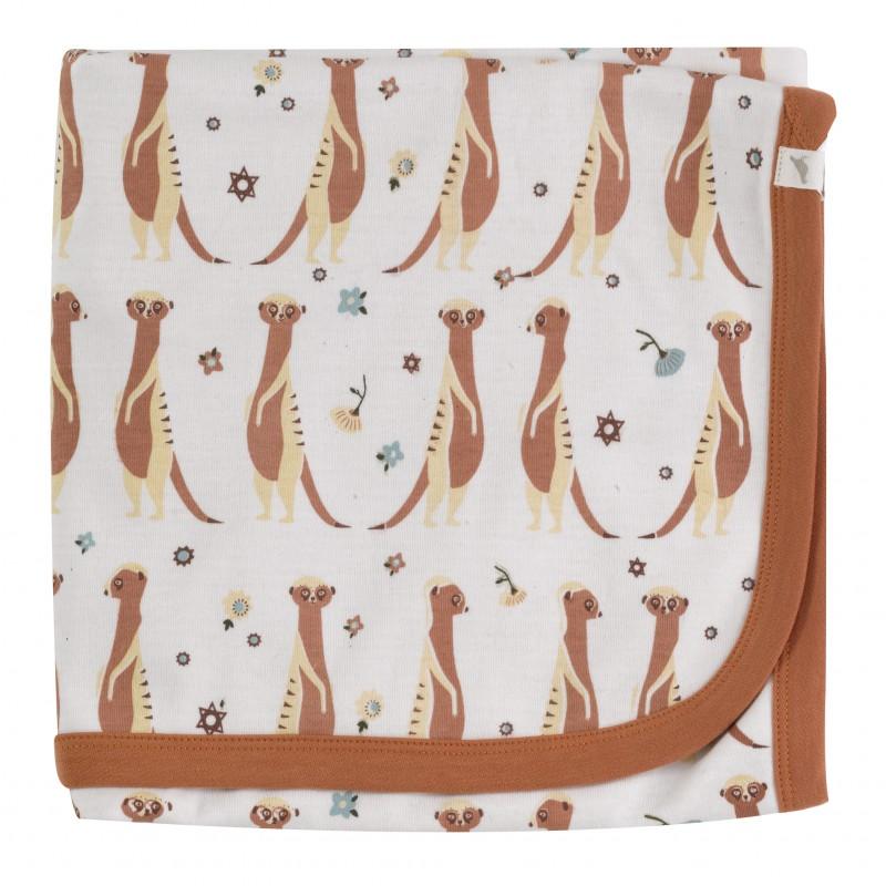 pigeon - deken meerkat rechtopstaand
