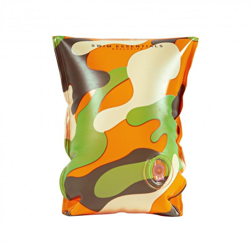 Swim Essentials - zwembandjes camouflage 2-6 jaar
