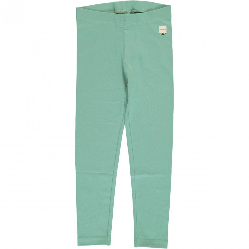 Maxomorra - Legging solid Soft Teal