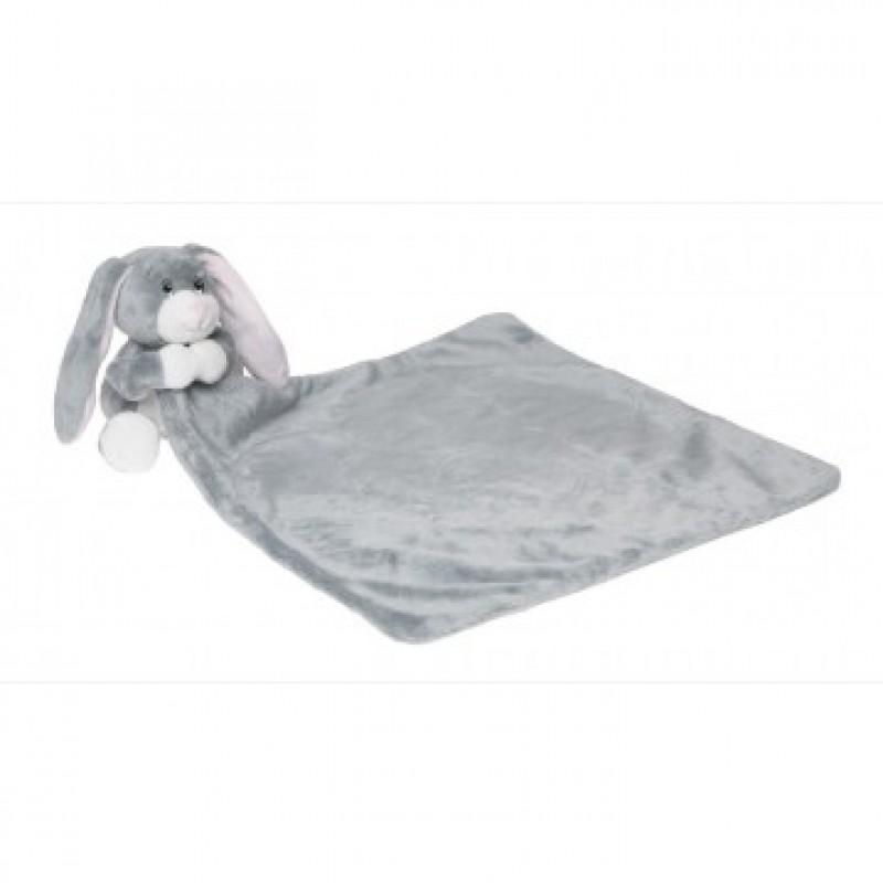 BoBo knuffeldoekje - konijn