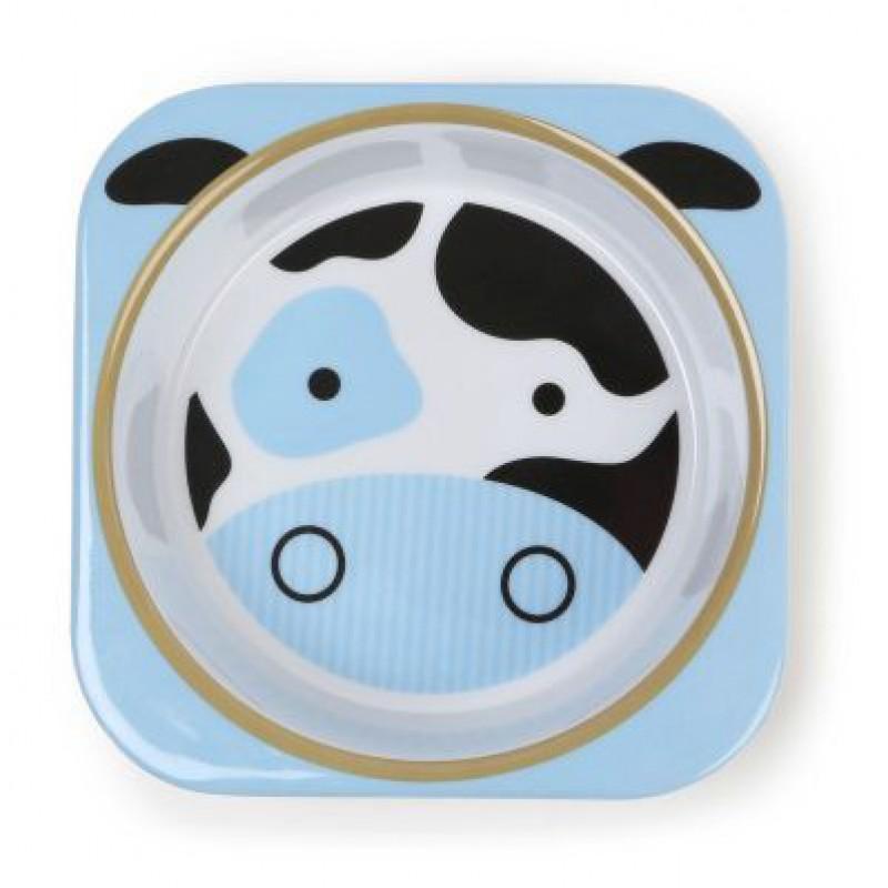 Skip Hop - Zoo Bowl Cow