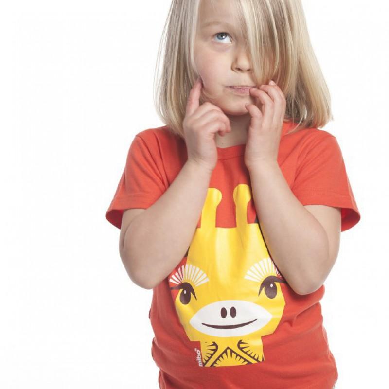 Coq en Pâte - T-shirt giraf