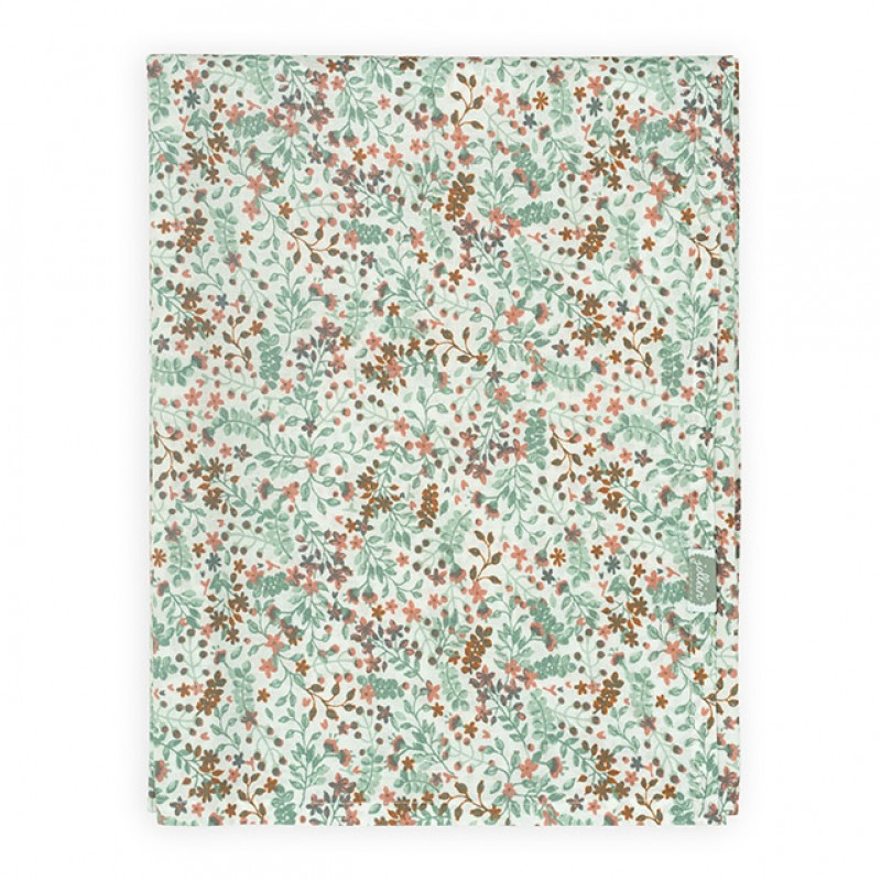 Jollein - Laken 75x100 cm Bloom