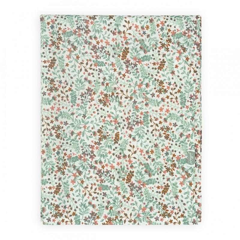 Jollein - Laken 120x150 cm Bloom