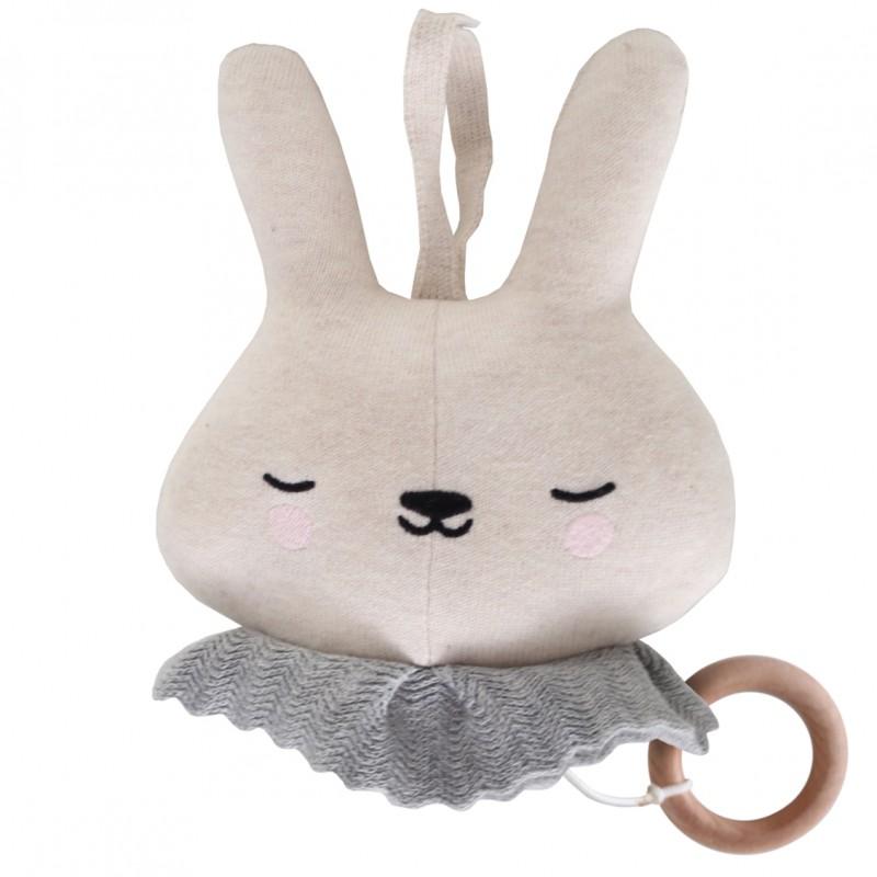 Eef Lillemor - music mobile circus bunny