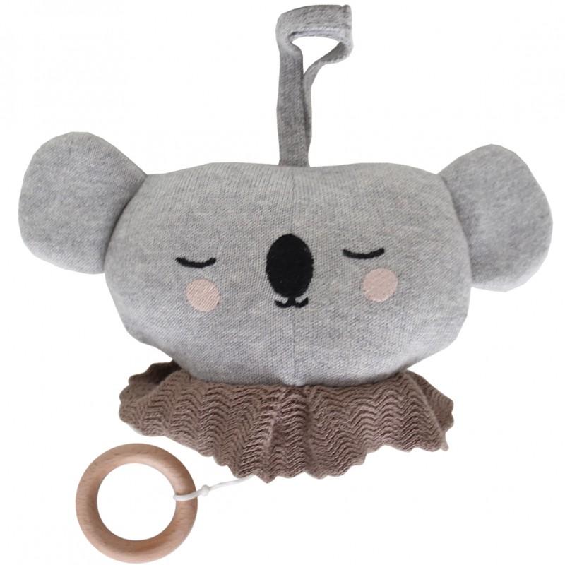Eef Lillemor - music mobile circus Koala