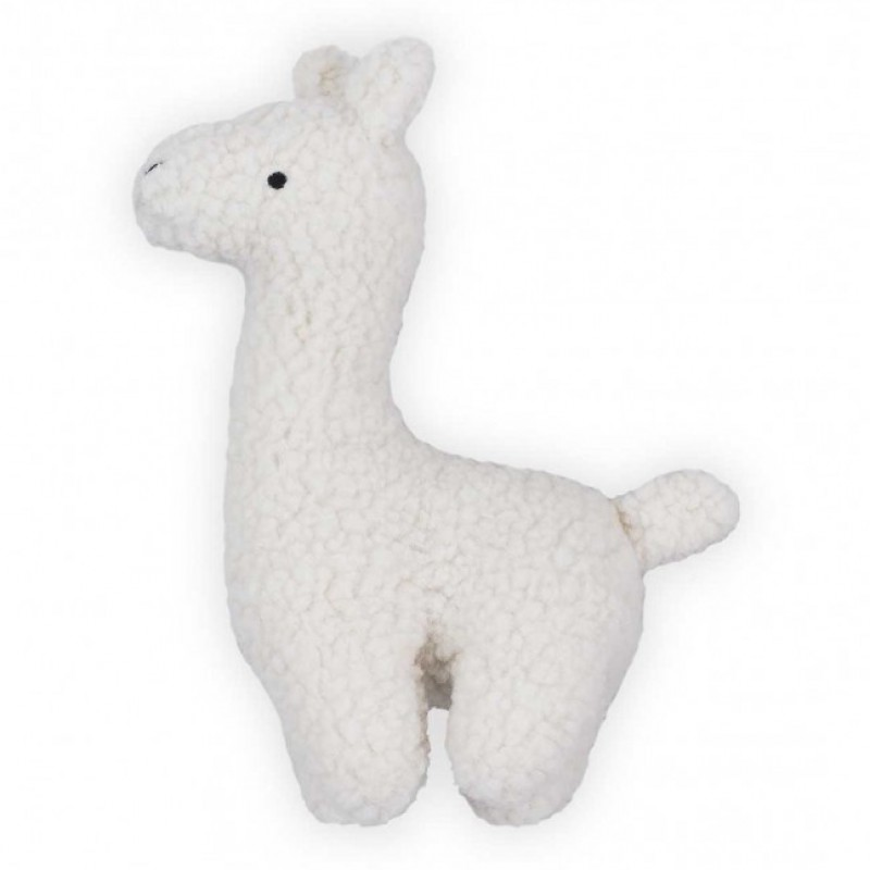 Jollein - knuffel lama off - white