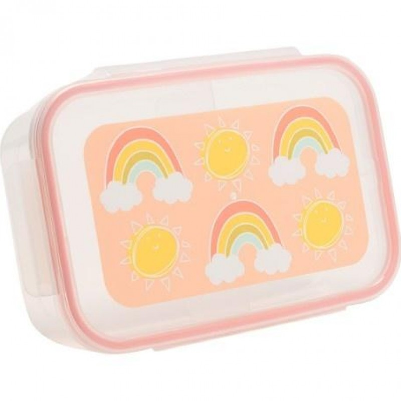 Sugarbooger - Good lunch bento box Rainbows & Sunshine