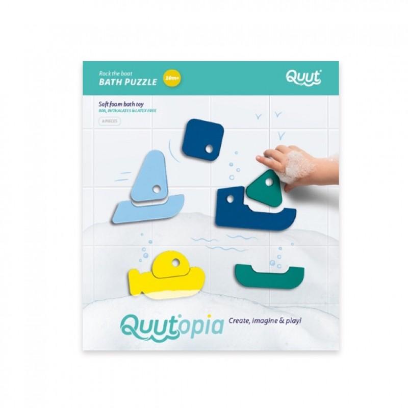 Quut - Quutopia Rock the Boat bath puzzle