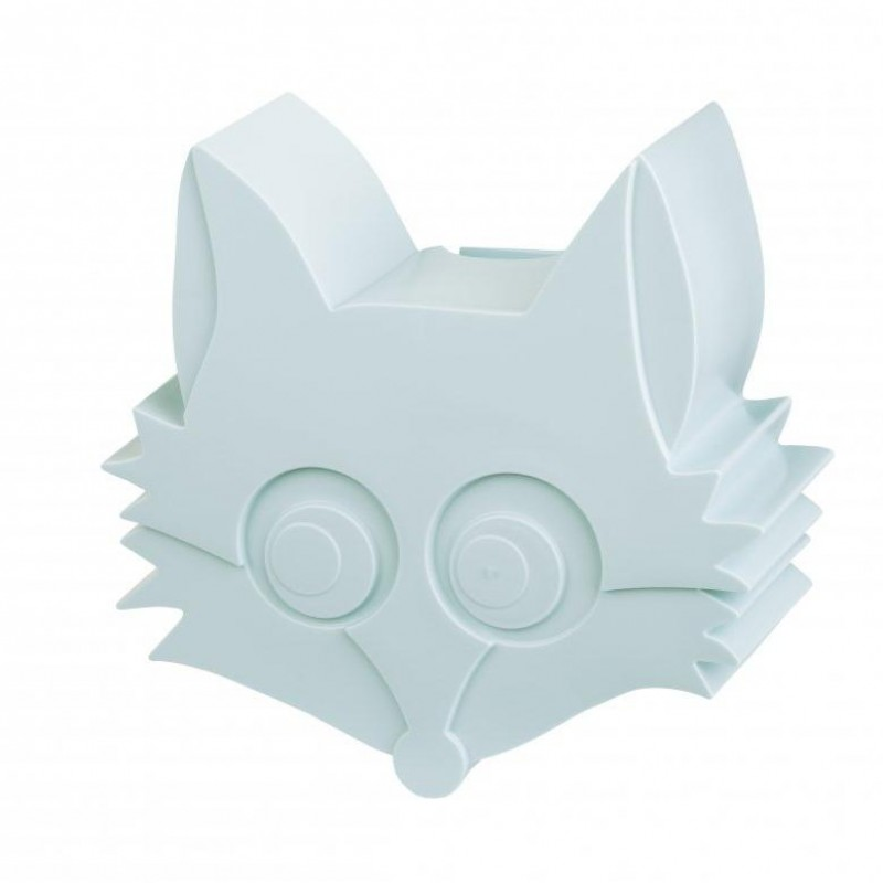 Blafre - snackdoosje fox light blue