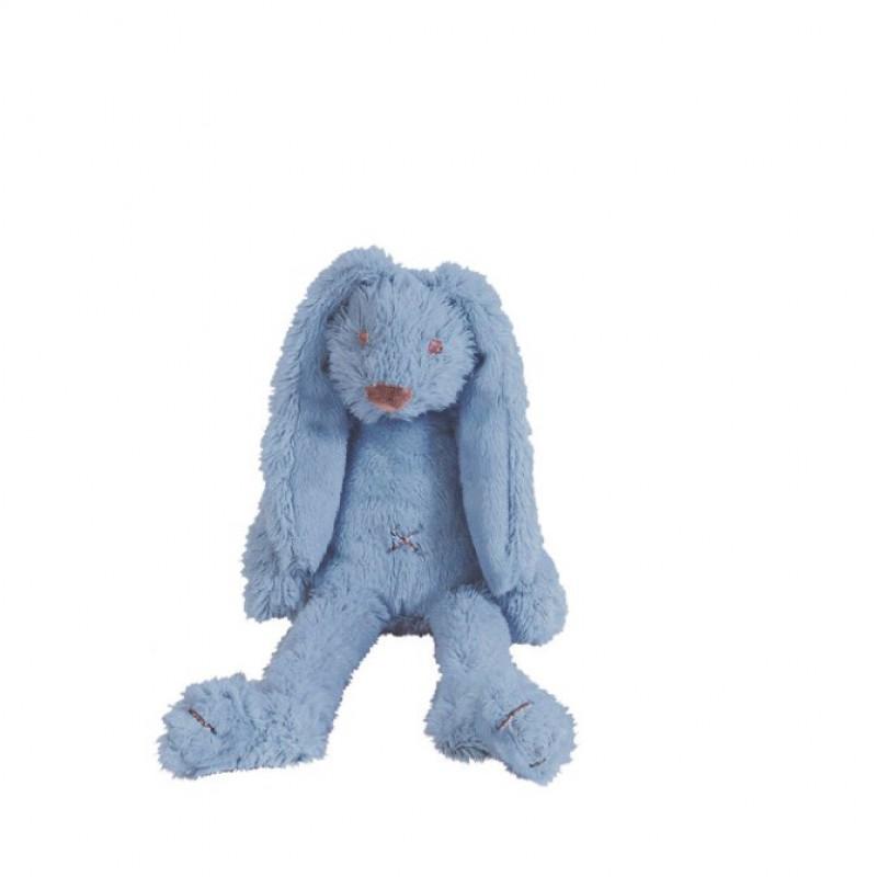 Happy Horse - deep blue rabbit Richie - 38 cm