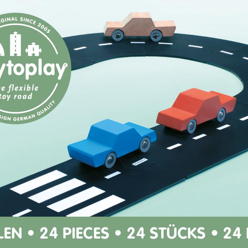 Waytoplay - Snelweg 24-delig