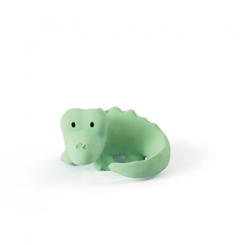 Tikiri - Bad- en bijtspeeltje met belletje - Krokodil