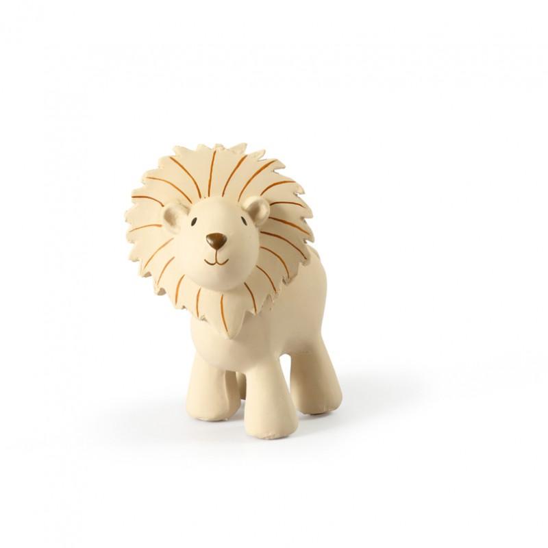 Tikiri - Bad- en bijtspeeltje met belletje - Leeuw