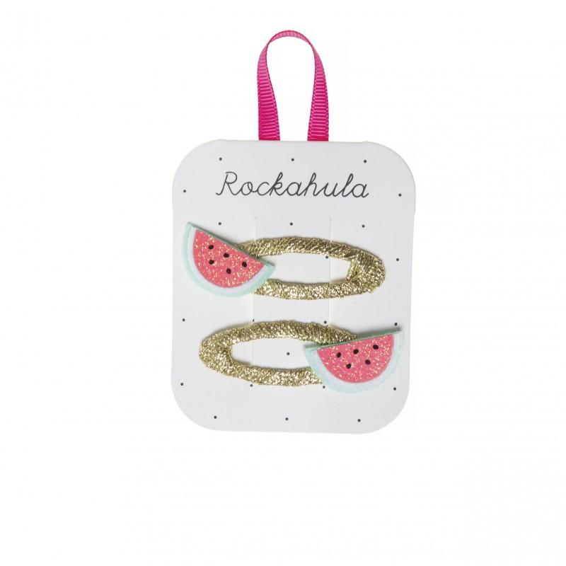 Rockahula - clips watermeloen glitter