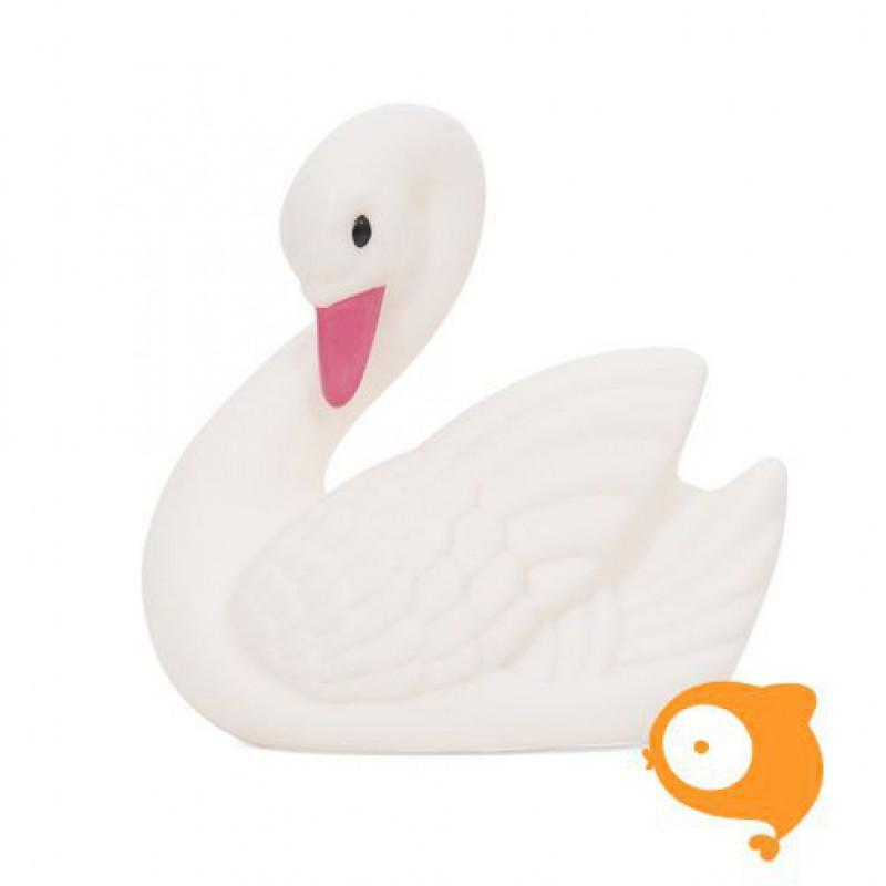 Lapin & Me - Mini swan light: arctic
