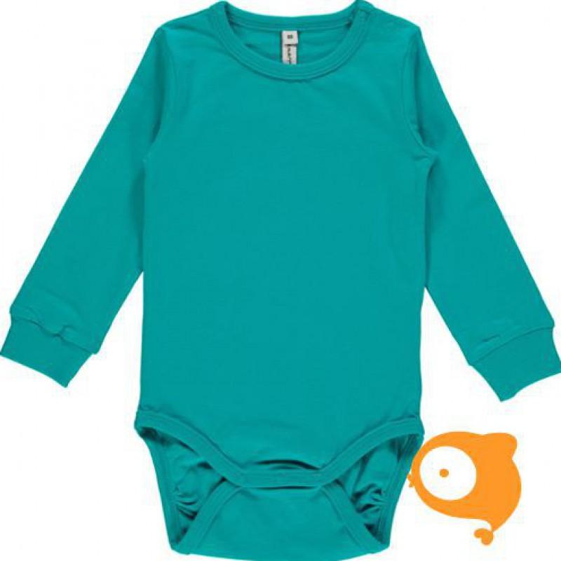 Maxomorra - Body LS turquoise