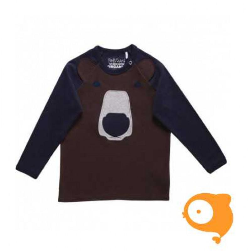 Fred's World - Longsleeve bear front