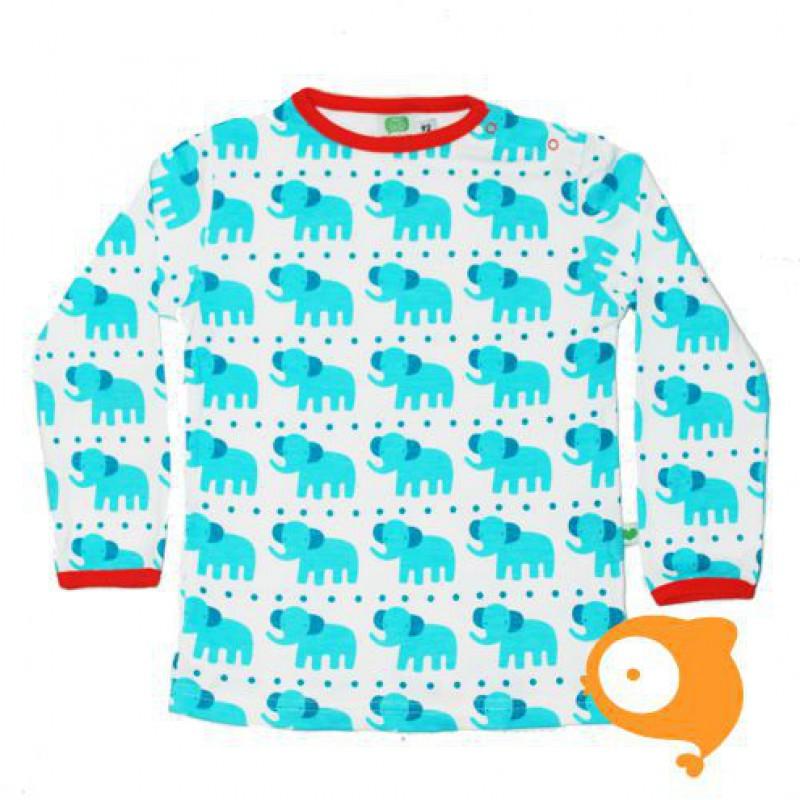 Sture&Lisa - Elephants shirt longsleeve
