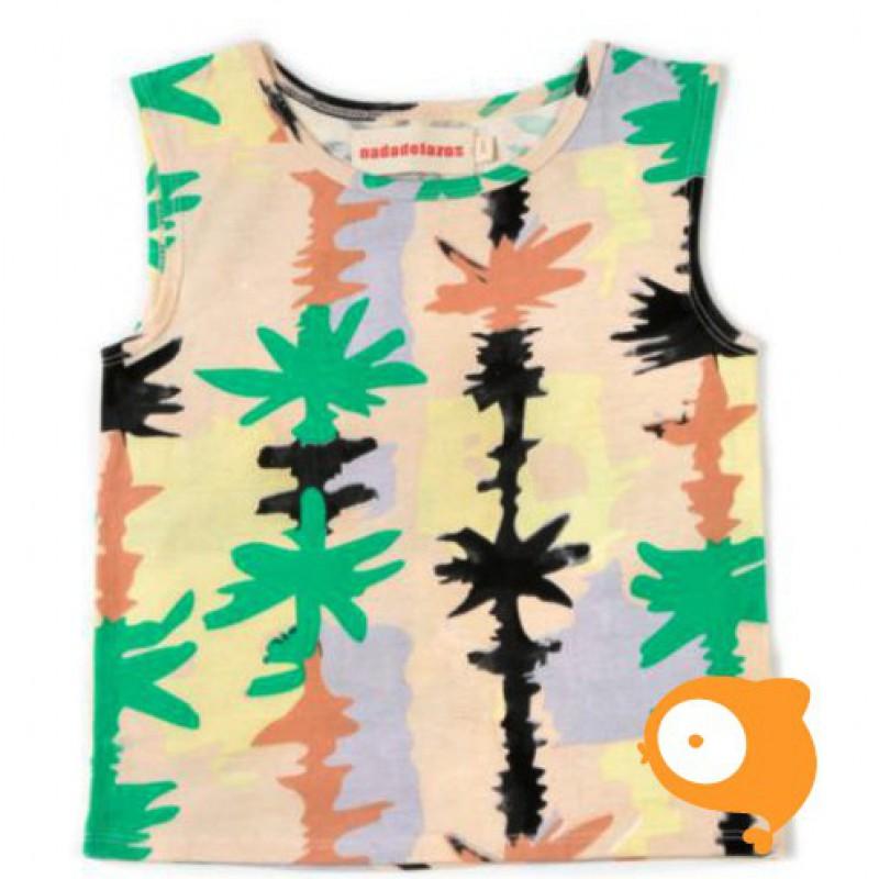 Nadadelazos - T-shirt palm trees