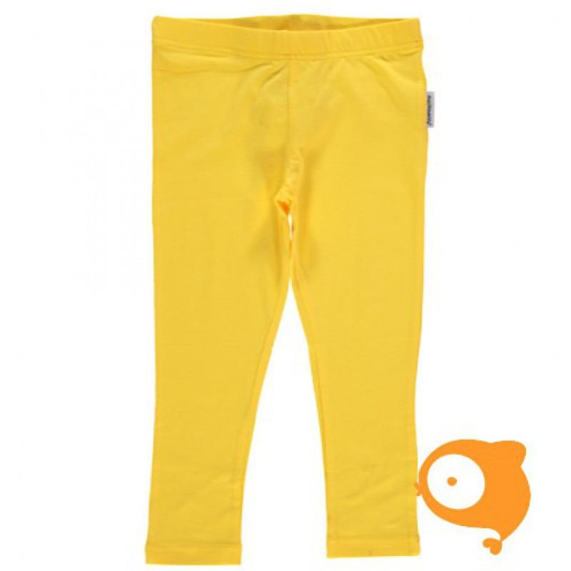 Maxomorra - Legging yellow