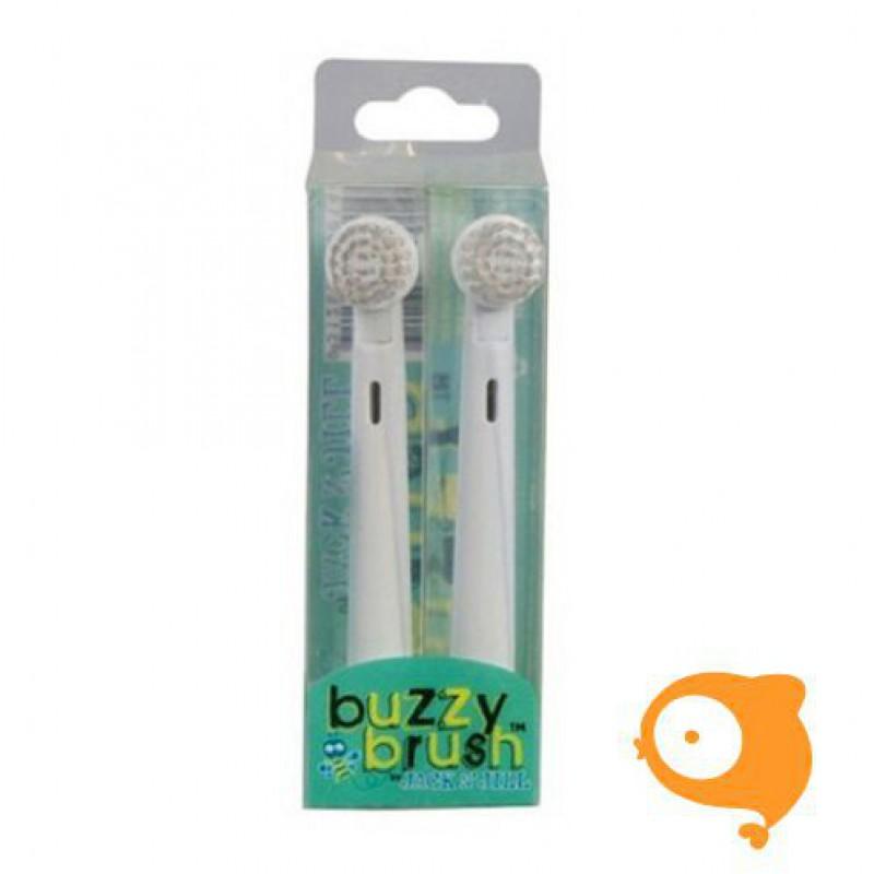 Jack N' Jill - Vervangkopjes elektrische tandenborstel met muziek (2 stuks)