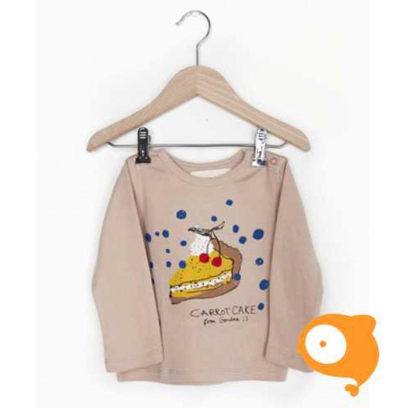 Nadadelazos - Longsleeve carrot cake