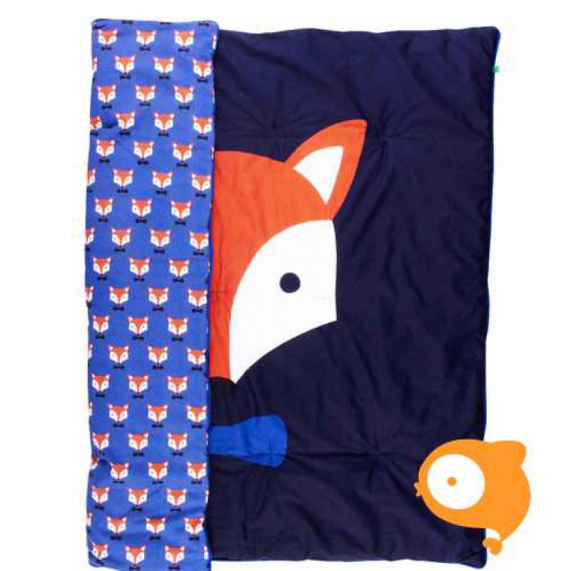 Fred's World - Fox play blanket (speelmat) 100x100cm