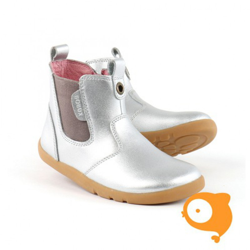 Bobux - I-walk classic outback boot silver