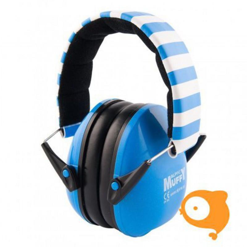 Alpine - Gehoorbescherming Muffy blauw