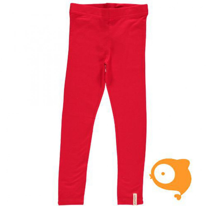 Maxomorra - Legging red